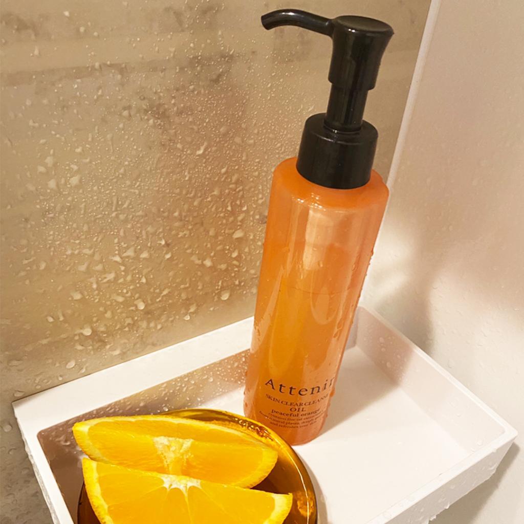 アテニア スキンクリア クレンズオイル ピースフルオレンジの香り